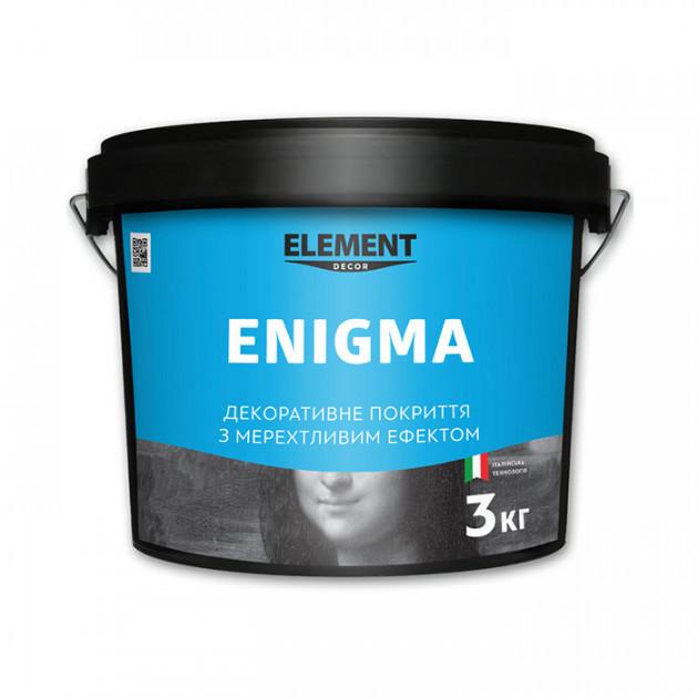 Декоративное покрытие Element Decor ENIGMA 3 кг