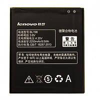 Аккумулятор Lenovo BL198 2250 mAh для A678t A850 S860 S890 19351, КОД: 292074