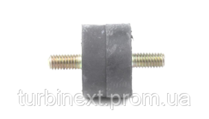 Опора радиатора MB (W123/126/W601-611) (M6x1.5) AUTOTECHTEILE 100 9861
