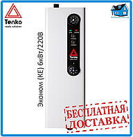 "Электрический котел ТЭНКО (TENKO) ""Эконом"" (КЕ) 6 кВт/220 В тенко, фото 1"