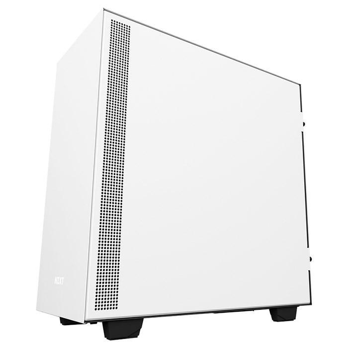 Корпус NZXT H500 Matte White (CA-H500B-W1)