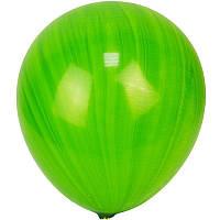 "Воздушный шар Агат зеленый 12"" 1108-0342"