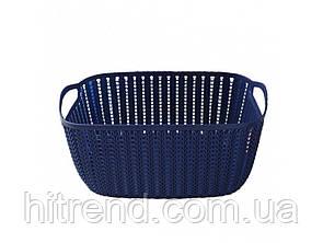 Корзинка для полотенец плетение 2 л Bathlux Menara Eiffel 70270 - R132654