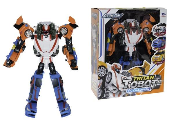 Робот Тритан трансформер 3в1 «TOBOT» 506