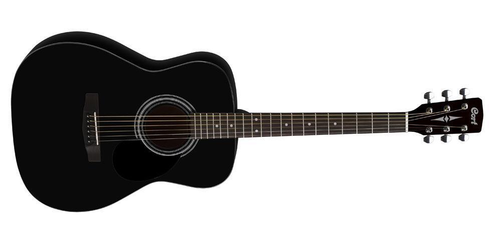 Акустична гітара CORT AF510 (BKS)