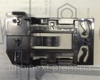 Крепление молдинга под фарой (зажим) VW Crafter 12- (R) VAG 2E0853734