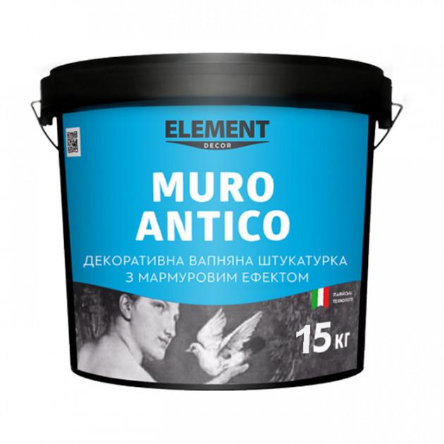 Декоративна штукатурка Element Decor MURO ANTICO 15 кг