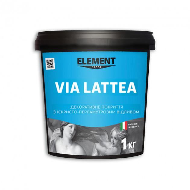 Декоративная штукатурка Element Decor VIA LATTEA 1 кг