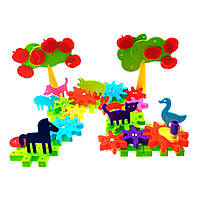 Конструктор Happy Farm 62 детали Kronos Toys krut0374, КОД: 117456