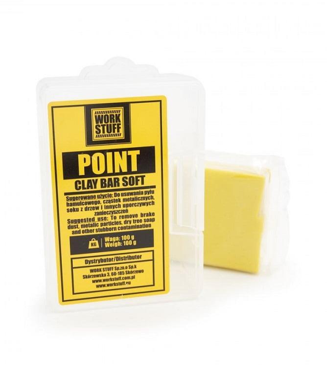 Неабразивная глина (мягкая)  Work Stuff Point