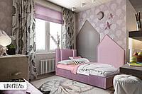 Кровать детская односпальная Шантель, фото 1