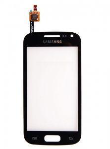 Тачскрин сенсор Samsung i8160 Galaxy Ace 2 черный (HQ)