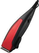 Машинка для стрижки волос Maestro MR-656C 3-12 мм Керамический нож Черный / Красный