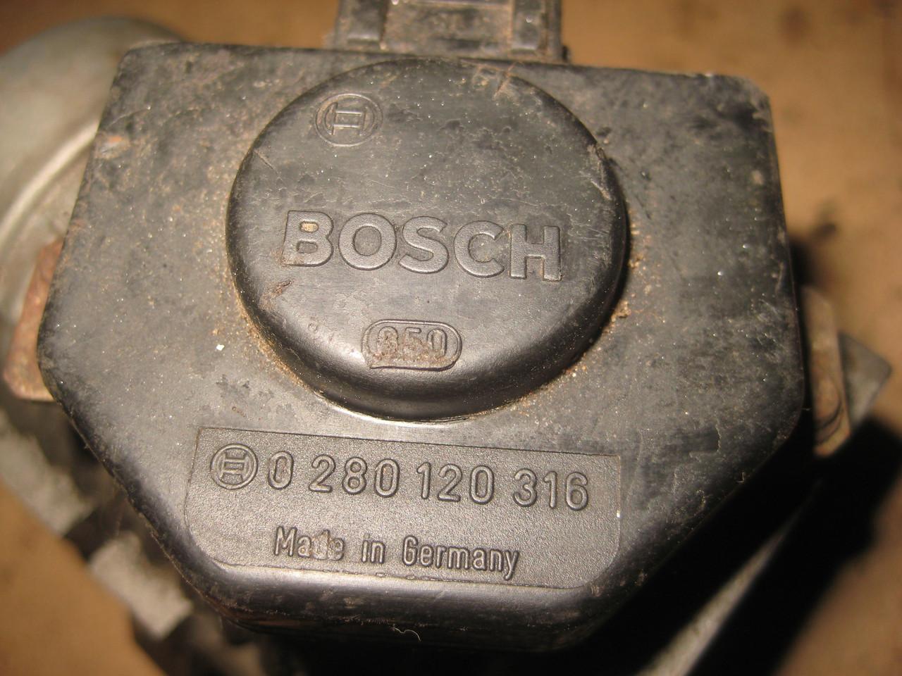 Датчик дроссельной заслонки Опель Кадет Аскона Opel Kadett Ascona Омега А Omega A Vectra A Вектра Bosch