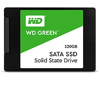 SSD накопитель WD SSD Green WDS120G1G0A
