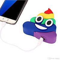 "Power Bank Emoji 15000 mAh ""Веселая какшка"""