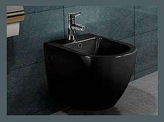 Биде подвесное NEWARC Modern 3843B черный