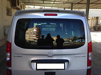 Спойлер (під фарбування) - Mercedes Citan 2013+ рр.