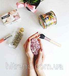 Парфюмированное органическое мыло Hillary Flowers Parfumed Oil Soap - R130822