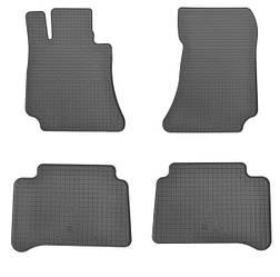 Резиновые коврики (4 шт, Stingray Premium) - Mercedes GLA X156