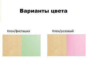 Комод Террі рожевий (Світ Меблів ТМ), фото 2