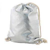 Сумка-мішок DB-11 Silver 43.5*33.5 Yes, 555506, фото 1