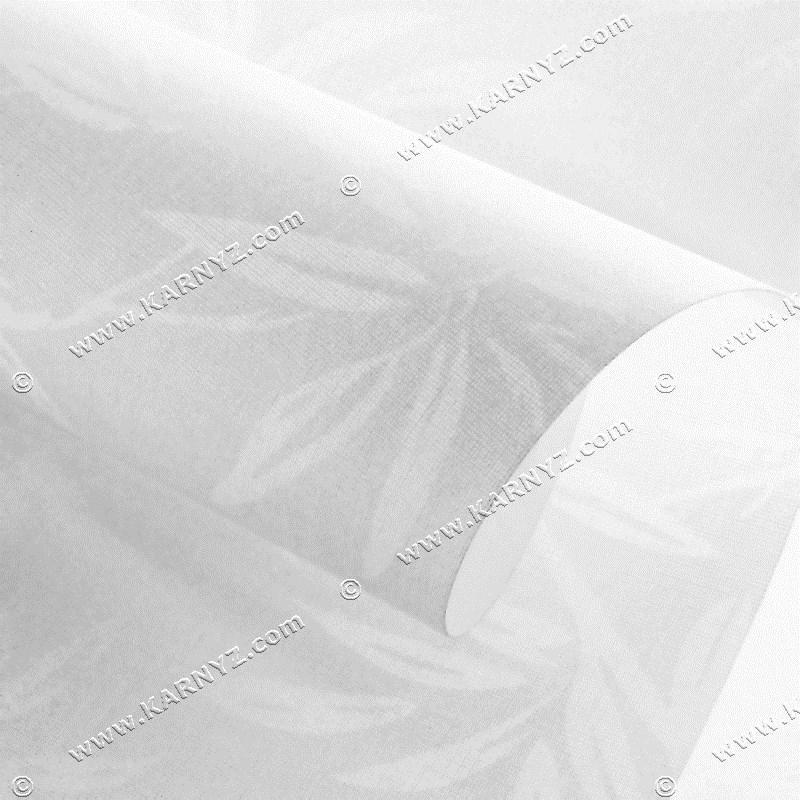 Рулонные шторы Бамбук белый