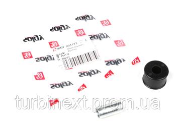 Втулка амортизатора (переднего) MB 207-310D (с метал. втулкой) SOLGY 201173