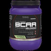 BCAA аминокислоты Ultimate Flavored BCAA 12,000 Powder (228 г) Арбуз