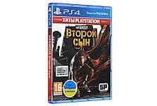 Игра PS4 InFamous: Второй сын [Blu-Ray диск], фото 2