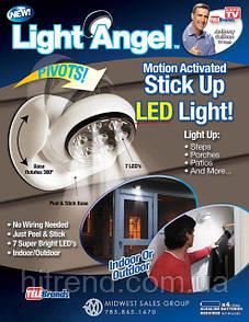 Светильник с датчиком движения light angel - R130123