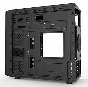 Корпус 2E Vigeo TMQ0104,с БП 2E ATX400W (24+4pin, 1xPeripheral, 3xSATA),1xUSB3.0,mATX,черный, фото 3