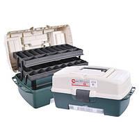 Ящик для инструмента INTERTOOL 21 530 x 270 x 245 мм BX-6121, КОД: 292919