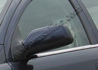 Окантовка вікон (4 шт) - Opel Astra G classic 1998-2012 рр ..