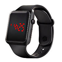 Часы наручные электронные Черные