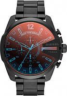 Мужские наручные часы с металлическим браслетом