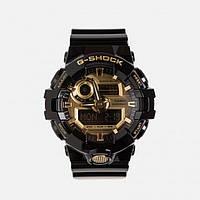 Мужские наручные часы CASIO GA-710GB-1AER Черный , фото 1