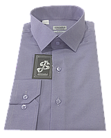 Рубашка мужская приталенная №10-12 -Оксфорд 8, фото 1