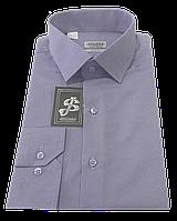 Рубашка мужская приталенная №10-12 -Оксфорд 8