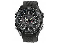 Мужские наручные часы CASIO EQS-500C-1A1ER Черные , фото 1
