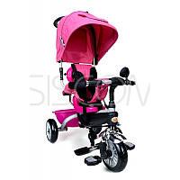 Велосипед дитячий трьохколесний PATY BIKE PLUS 4112600dbee85