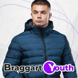 "Куртки Braggart ""Youth"" зимние"