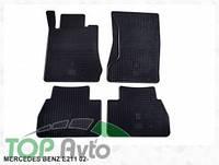 Stingray Резиновые коврики Mercedes W211