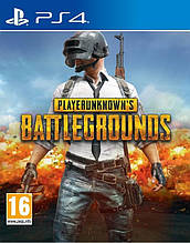 Игра PS4 PLAYERUNKNOWN'S BATTLEGROUNDS [Blu-Ray диск]
