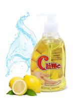 Жидкое крем-мыло для рук «Clime» Лимон 400мл