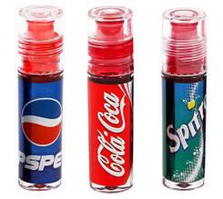 Тинт для губ (Cola Coca, Spitre, Pspei) (палитра 18 шт)