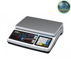 Ваги електронні настільні CAS PR B без стійки 15 кг