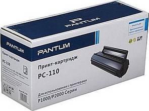 Картридж Pantum PC-110 2000/2050, M5000/5005/6000/ 6005 (1 500стр)