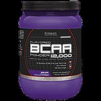 BCAA аминокислоты Ultimate Flavored BCAA 12,000 Powder (228 г) Виноград