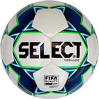 Мяч футзальный Select Futsal Tornado FIFA NEW (013) бел/син